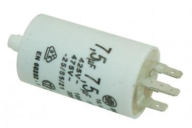 Condensateur 7,5 µF
