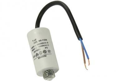 Condensateur 6 µf  à Fil